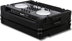 Odyssey-FRNS6BL-New-Numark-Ns6-Pro-DJ-Controller-Case-Flight-Ready-Black-Label