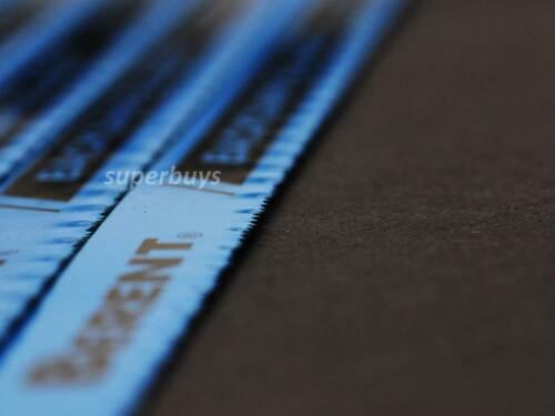 10pc Berent Hacksaw Blades 300mm 24TPI Saw Blade BT3063 Carbon Steel Cut Backsaw