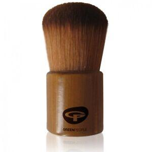 Green-People-Eco-Maquillage-Pinceau-Kabuki-Sans-034-poil-034-d-039-animal-cheveux