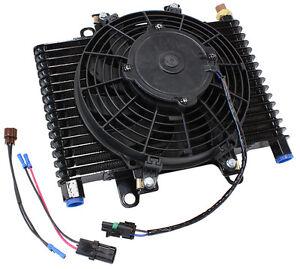 Aeroflow-AF72-6000-13-5-X-9-034-Comp-Trans-Cooler-120w-Fan-amp-Switch