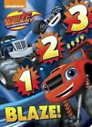 1 2 3 Blaze! (Blaze and the Monster Machines) by Penguin Putnam Inc (Board book, 2017)