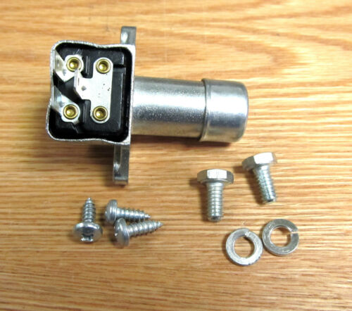 1957 1958 1959 1960 CHEVY HEAD LIGHT DIMMER SWITCH with MOUNTING HARDWARE