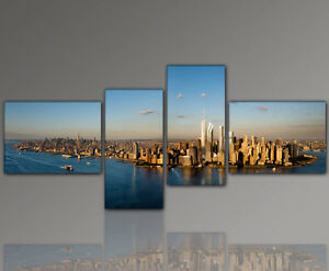 Design-Pictures-Wall-Art-City-New-York-Abstract-Living-Room-Art-155x60cm