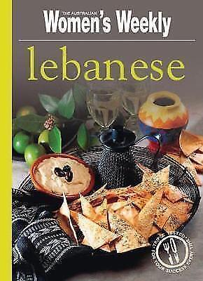 Lebanese (Australian Women's Weekly Mini) by Susan Tomnay, Good Book (Paperback)