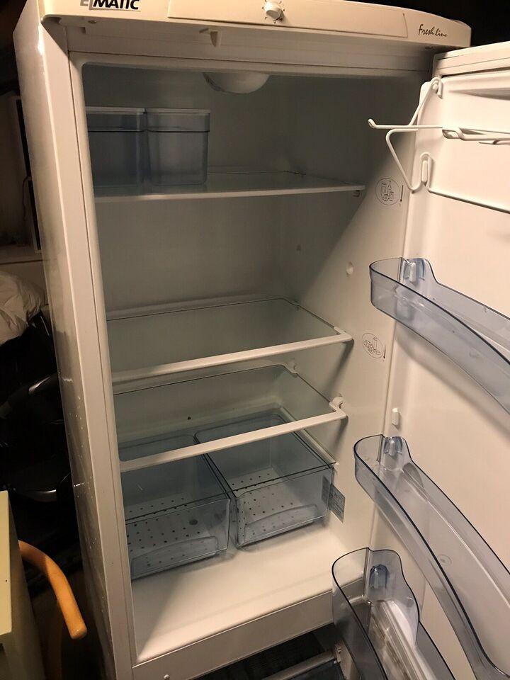 Køle/fryseskab, Gram