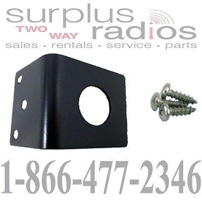 3//4 Hole NMO Flat Bracket Truck Groove Antenna Mount Mobile Base Radio 1255F