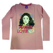 VIOLETTA suéter de manga larga rosa de algodón talla 16 anni de niña