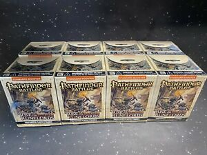 Wizkids-Pathfinder-Battles-Rise-of-Runelords-Brick-of-8-Boosters-Factory-Sealed