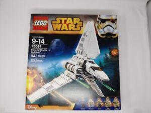 Brand new LEGO Star Wars Imperial Shuttle Tydirium 75094 Sealed