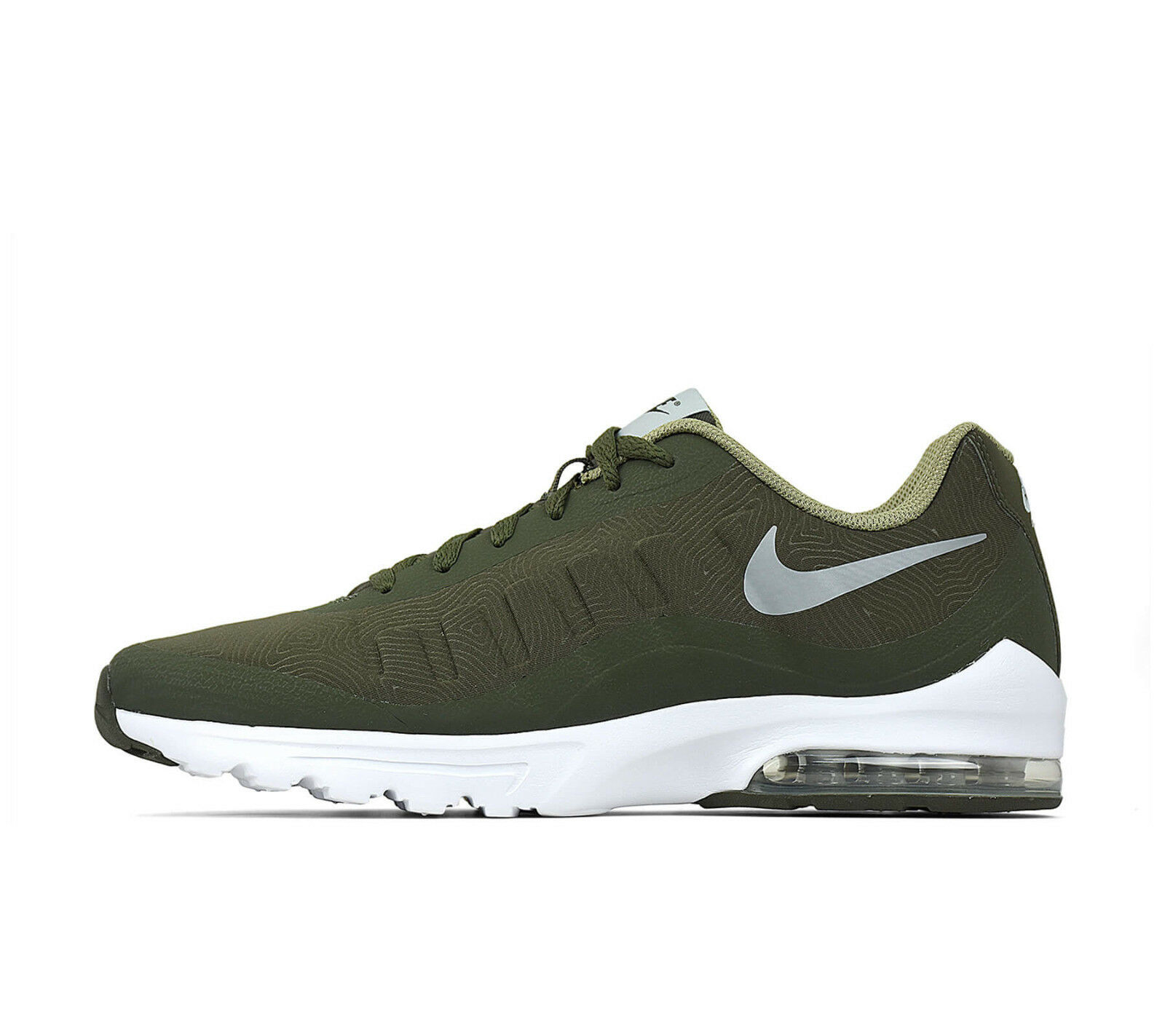 NIKE AIR MAX INVIGOR SE Running 13 Trainers Gym Casual UK 13 Running (EUR 48.5) Cargo Khaki b3d8d5
