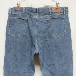 875a69af Image is loading Wrangler-Relaxed-Fit-9T701VR-Jeans-Size-42X30