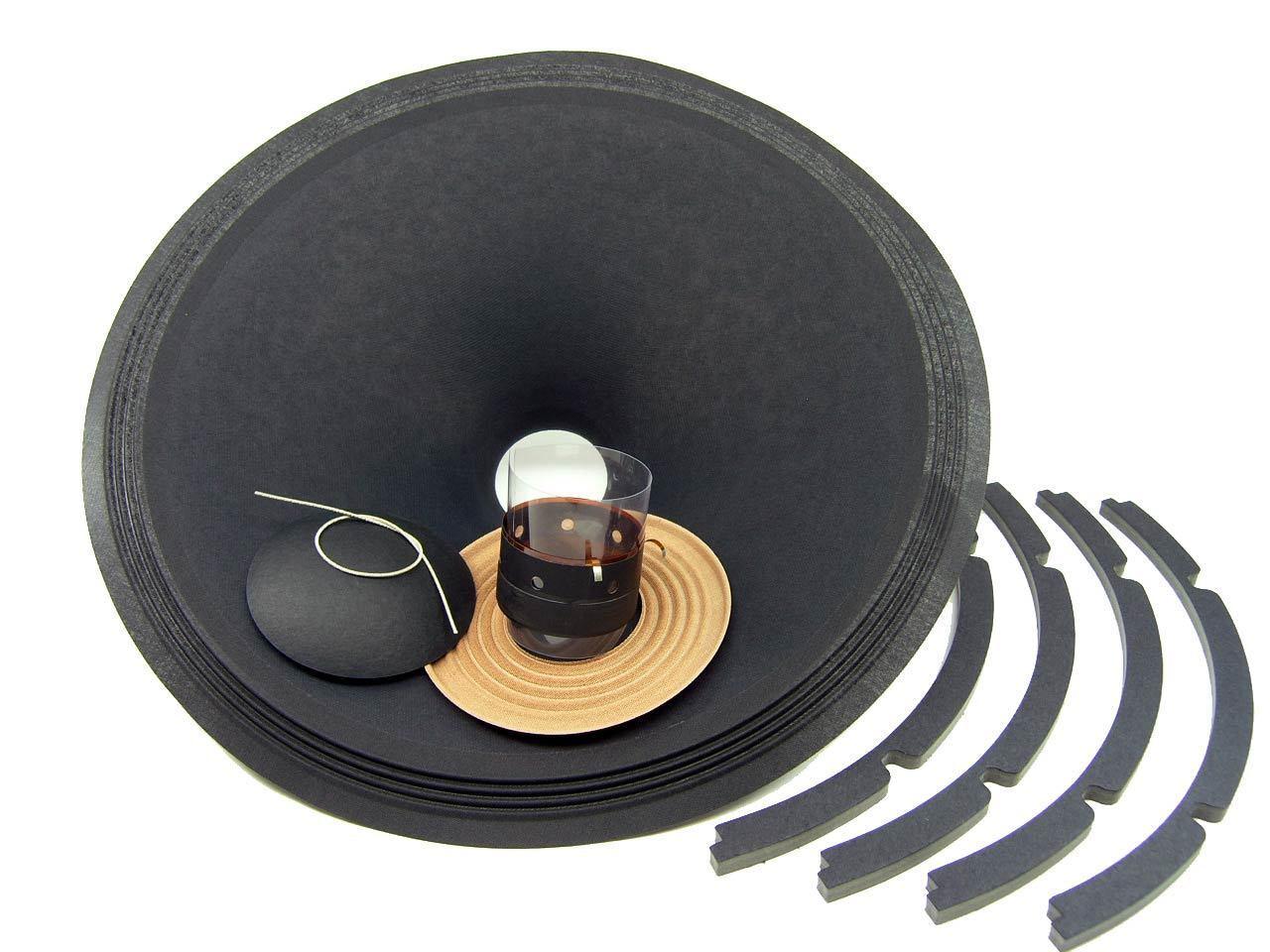 Recone Kit for Electro Voice 818-0530, 818-0768, 818-9850 18  Speaker EV 18B