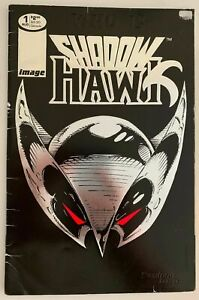 SHADOWHAWK-1-English-6-0-FINE-Comics-1992