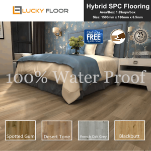 100-Water-Proof-6-5mm-SPC-Vinyl-Flooring-Sample-Package-and-Floorboard-DIY