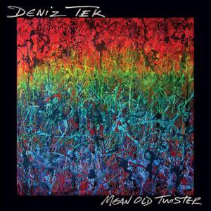 DENIZ-TEK-MEAN-OLD-TWISTER-WILD-HONEY-RECORDS-VINYLE-NEUF-NEW-VINYL-REISSUE