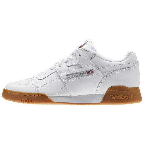 femmes Reebok CN2126 Workout Plus Training chaussures blanc baskets