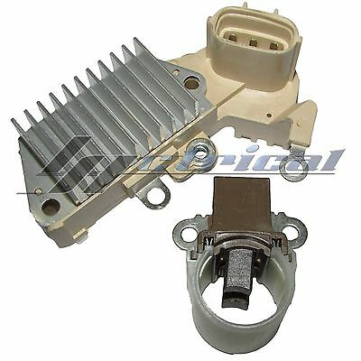ALTERNATOR REGULATOR BRUSHES BRUSH HOLDER For 93 TOYOTA CAMRY LEXUS 300ES 3.0L