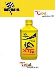 4 LT. OLIO motore moto BARDAHL BARDHAL XTC C60 10W50 Sintetico 4 TEMPI