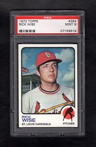 1973-TOPPS-364-RICK-WISE-CARDINALS-PSA-9-MINT-CENTERED