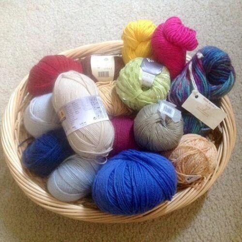 Yarn & Fiber Winding Service Cost per Skein/Hank for Loom Knit Crochet Weaving