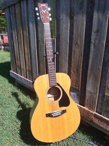 Yamaha FS-310 Acoustic Guitar *Vintage* Flying Eagle logo