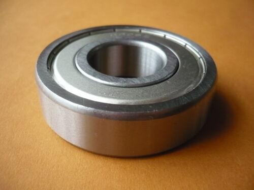 Roulement à billes tambour Stock Magasin 6305zz 6305z pour machine à laver 25x62x17