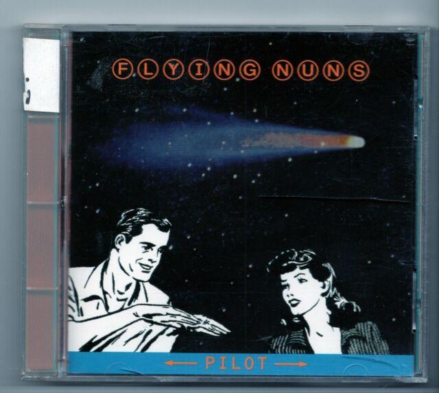 (JG619) Flying Nuns, Pilot - 1995 CD