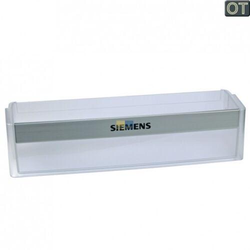 ORIGINALE Bosch Siemens Neff scomparto bottiglie abstellfach 100mm frigorifero 00447353