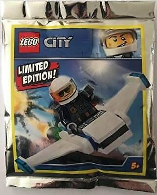 LEGO City Miner Minifigure Promo Foil Bag Set 951806