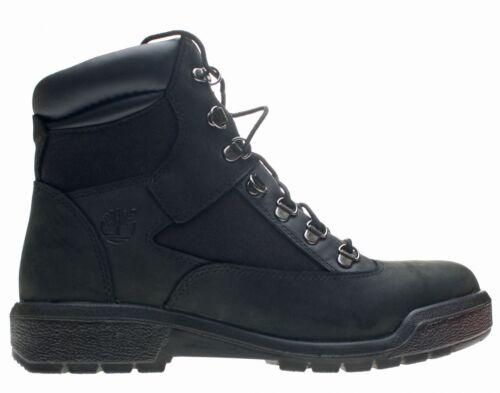 Timberland 6 Inch Waterproof Field Boot Black Men/'s Boots 98518