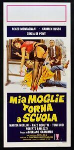 Plakat Mein Frau Back A Schule Carnimeo Carmen Russisch Malia Ucci N80