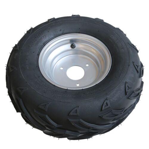 "4Pcs 16x8-7 7/"" Front//Rear Wheel Rim Tire Assembly for 110cc 125cc ATV Quad 78MM"