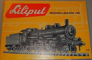1969 Liliput Katalog # å Unterscheidungskraft FüR Seine Traditionellen Eigenschaften