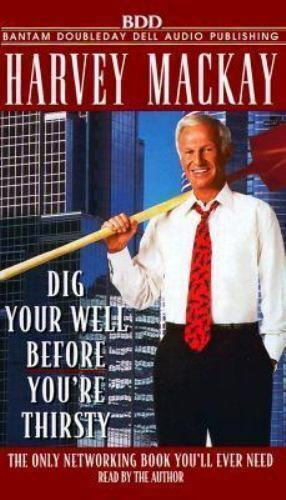 Dig Your Well Before Youre Thirsty Pdf