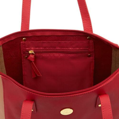 Joy Mangano Handbags Rich Leather Colorblock Tote with Power of RFID Protection
