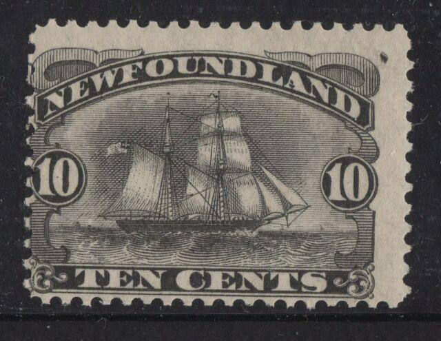 #59 Newfoundland Canada mint