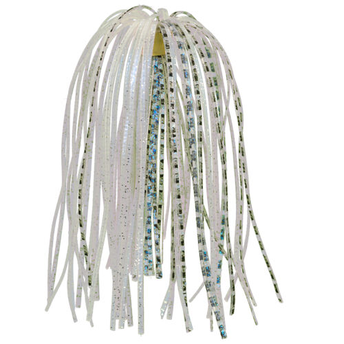 Spinnerbaits /& Buzzbaits Strike King Replacement Skirts Bulk 50 pack for Jigs