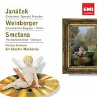 Jan Cek Sinfonietta Operatic Preludes Weinberger Schwanda The Bagpiper Smet