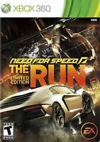 Need For Speed The Run Limited Edition Xbox 360