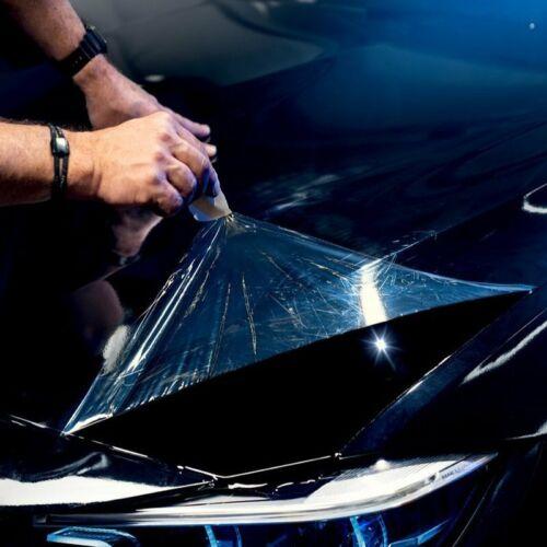 3M 2080 Schwarz Glanzend Autofolie Car Wrapping Folie G12 152x110cm