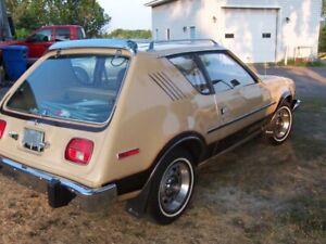 1978 AMC GREMLIN X LEVIS PACKAGE