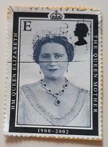 The-Queen-Mother-Queen-Elizabeth-Post-Stamp-1900-2002-Royal-Family-UK