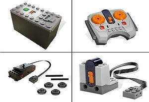 Image is loading LEGO-Train-Motor-Power-Functions-Battery-Box-Remote-  sc 1 st  eBay & LEGO Train Motor Power Functions Battery Box Remote Receiver ... Aboutintivar.Com