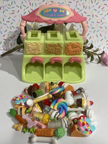 Littlest Pet Shop LPS TREAT CENTER accessories Biggest Littlest 10 Pcs Random