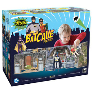 Batman-Classic-TV-Series-Batcave-Retro-Playset
