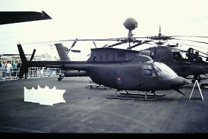 4-437-2-Bell-OH-58D-Kiowa-United-States-Army-Helicopter-Kodachrome-SLIDE