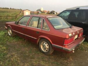 1985 Chrysler Le Baron GTS
