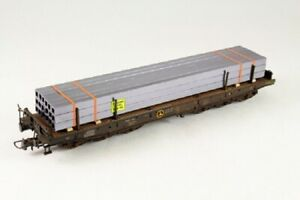 Ladegueter-Bauer-H01159-Quadratprofilstahl-Ladegut-Spur-H0-1-87-Stahl