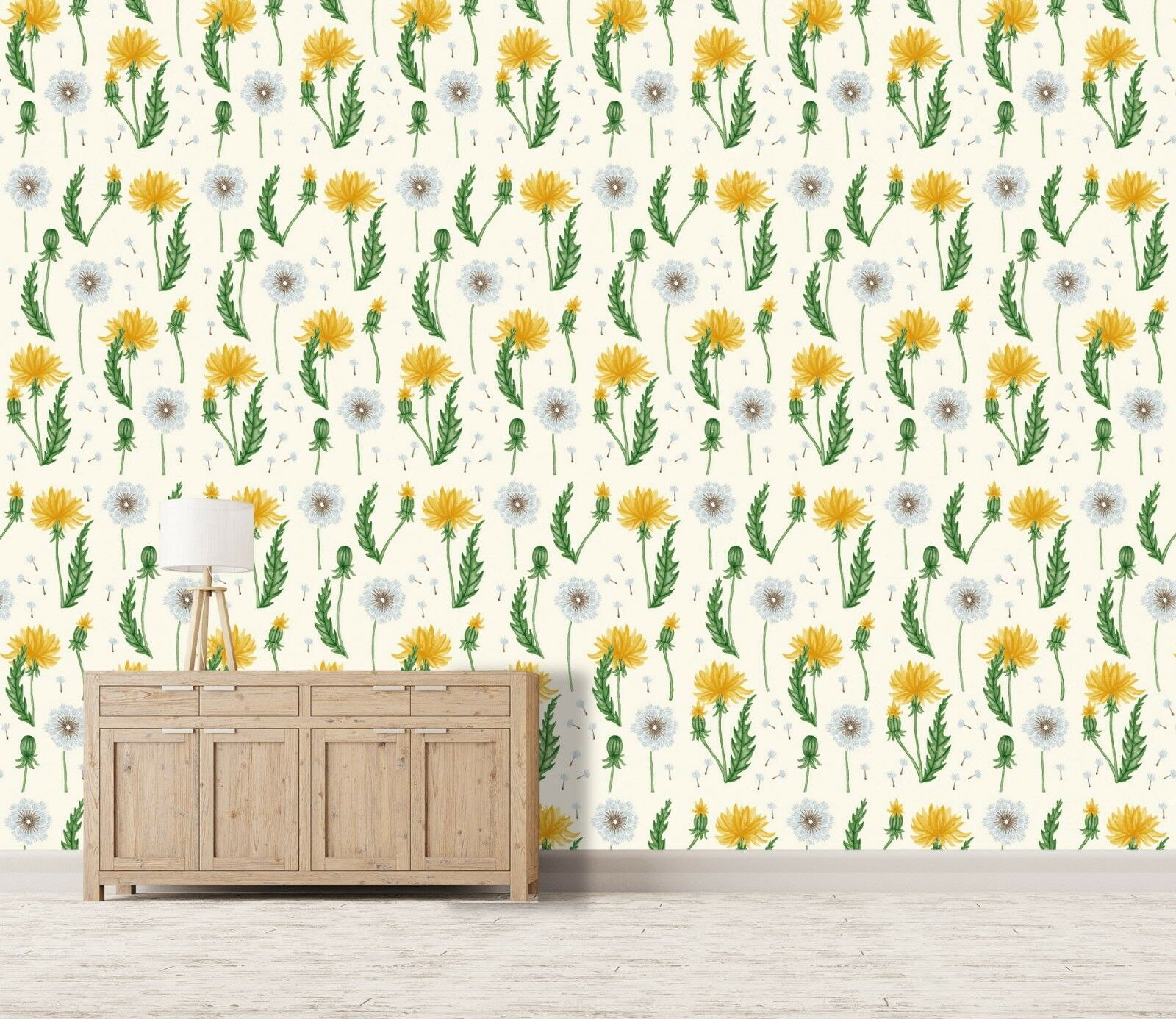 3D Cute Flowers 232 Wallpaper Mural Print Wall Indoor Wallpaper Murals UK Summer