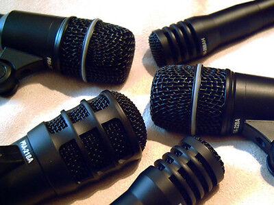 superlux drk a3c2 5pc drum mics microphone set ebay. Black Bedroom Furniture Sets. Home Design Ideas
